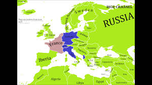 World War 1 Map Of Europe by The Future Of Europe Episode 6 World War 3 Part 1 Outbreak