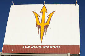Az State Flag Asu Basketball Size Officials Wear Sun Devils Down In 88 82 Loss
