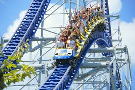 X Flight At Six Flags Book A Tour Of Cleveland
