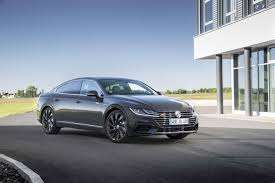 volkswagen arteon rear 2019 volkswagen arteon exterior high resolution image car