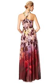 tropical sunrise gown by matthew williamson for 185 rent the runway