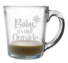 baby mugs baby it s cold outside coffee mugs set of 4