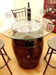 Whiskey Barrel Pub Table Barrel Table How To Build In 14 Unique Ways Guide Patterns