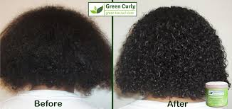 care free curl activator on natural hair green curly green tea curl care curly hair products green