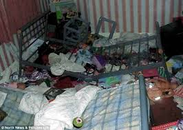 Dirty Talk In The Bedroom How Could They Live Like This Inside The Disgusting Home Where