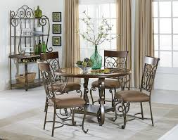 Kathy Ireland Dining Room Set Standard Furniture Dining Room Round Dining Table