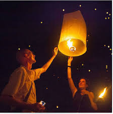 candle balloon 20pcs sky lanterns paper sky candle balloons for