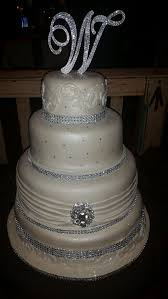 bling wedding cakes cakes on the move