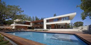 house with pool 0 modern house with pool world of architecture 33 modern houses