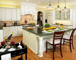 kitchen backsplash ideas with green countertops kitchen flooring