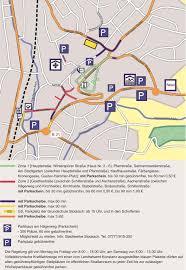 Std Map Anreise Parken U0026 Stadtplan Stadt Stockach