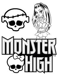 free printable monster coloring pages u0026 coloring pages
