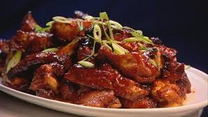 sticky wings n ribs recipes huey s kitchen weekdays on