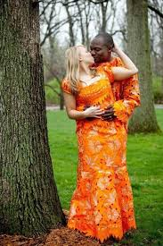 robe africaine mariage 15 belles tenues traditionnelles de mariage blacknwed wedding