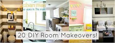 Ideas For A Bedroom Makeover - 20 diy room makeovers for spring inspiration