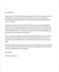 53 termination letter examples
