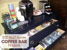Kitchen Coffee Bar Ideas Coffee Bar Furniture U2013 Wplace Design