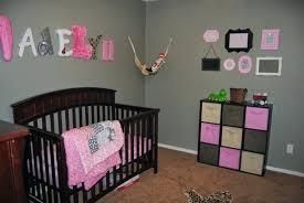deco chambre bebe fille deco chambre gris et decoration chambre bebe gris visuel 4