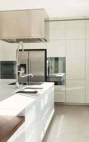 white cabinets for kitchen how to create glossy white kitchen theme netkereset com