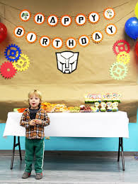 transformer rescue bots party supplies ethan turns 4 his rescue bots birthday party bash rescue bots