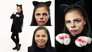 halloween kitty costumes strut for cats in this declawed kitty costume youtube