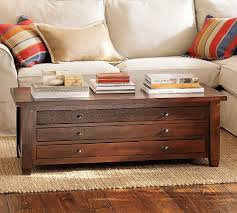 Coffee Table With Wheels Pottery Barn - coffee table wagon wheel coffee table pottery barn â u20ac u201d dahlia s