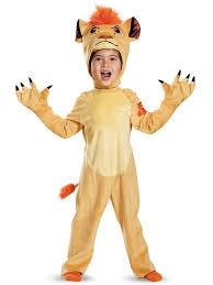 disney u0027s the lions guard toddler kion deluxe costume disney