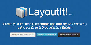 layoutit video bootstrap builder bypeople 18 submissions