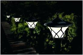 Landscaping Lights Solar Solar Garden Lights Lowes Cheap Solar Outdoor Lights Image Of