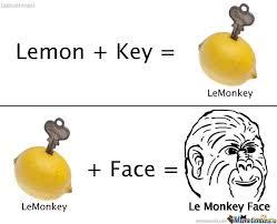 Monkey Face Meme - le monkey face by bakoahmed meme center
