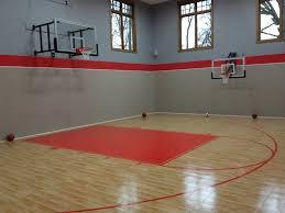 residential indoor indoor basketball court sportprosusa