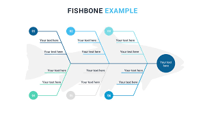 fishbone diagram for powerpoint project plan samples
