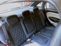 Fiat Linea Interior Images My Fiat Linea T Jet Gets Alcantara U0026 Leather Interiors Team Bhp