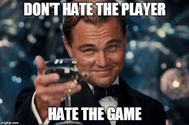 Player Memes - leonardo dicaprio cheers meme imgflip