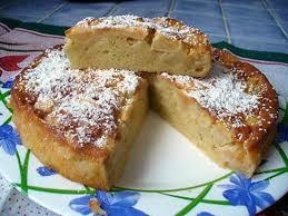 cuisine gateau aux pommes recette de gateau aux pommes et cannelle facile