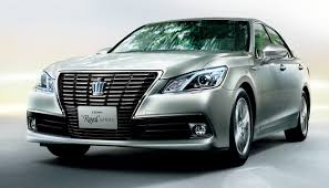 toyota crown toyota crown royal saloon super 8 laptimes specs performance