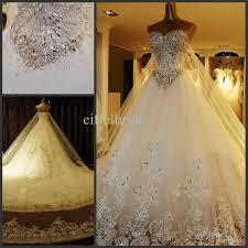 bling wedding dresses discount custom luxury wedding dress real photo 2015 amazing bling
