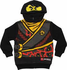 Ninjago Costume Ninjago Cole Costume Juvenile Hoodie