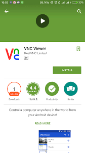 android vnc installing android vnc viewer 2 ethical hacking tutorials