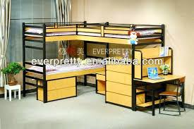 3 Tier Bunk Bed 3 Person Bunk Bed Bemine Co