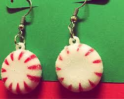 christmas earrings christmas earrings etsy