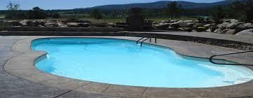 new great lakes in ground fiberglass pool by san juan san juan pools of colorado in boulder san juan pools