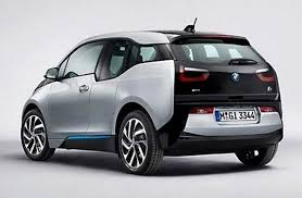 bmw electric leaked the unveils bmw i3 electric car