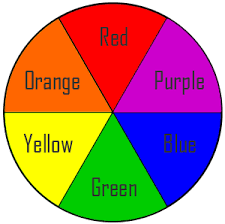 which colors combine to make brown