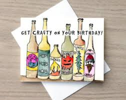drinking card etsy