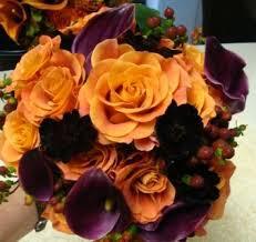 Wedding Flowers October October Fall Weddings Sheri U0027s Flowers Blog