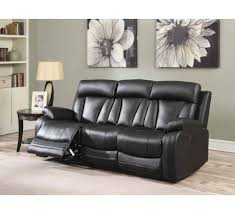 Black Reclining Sofa Reclining Sofas