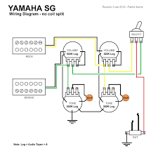 wiring diagram for yamaha electric guitar u2013 readingrat net