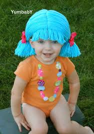 lalaloopsy costumes costume pigtail wig baby girl lalaloopsy costume by