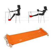 mini office foot rest stand desk feet hammock the foot hammock